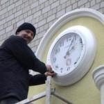 Городские часы Борисполя