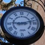 Часы Киевского завода шампанских вин. Компания Часовой